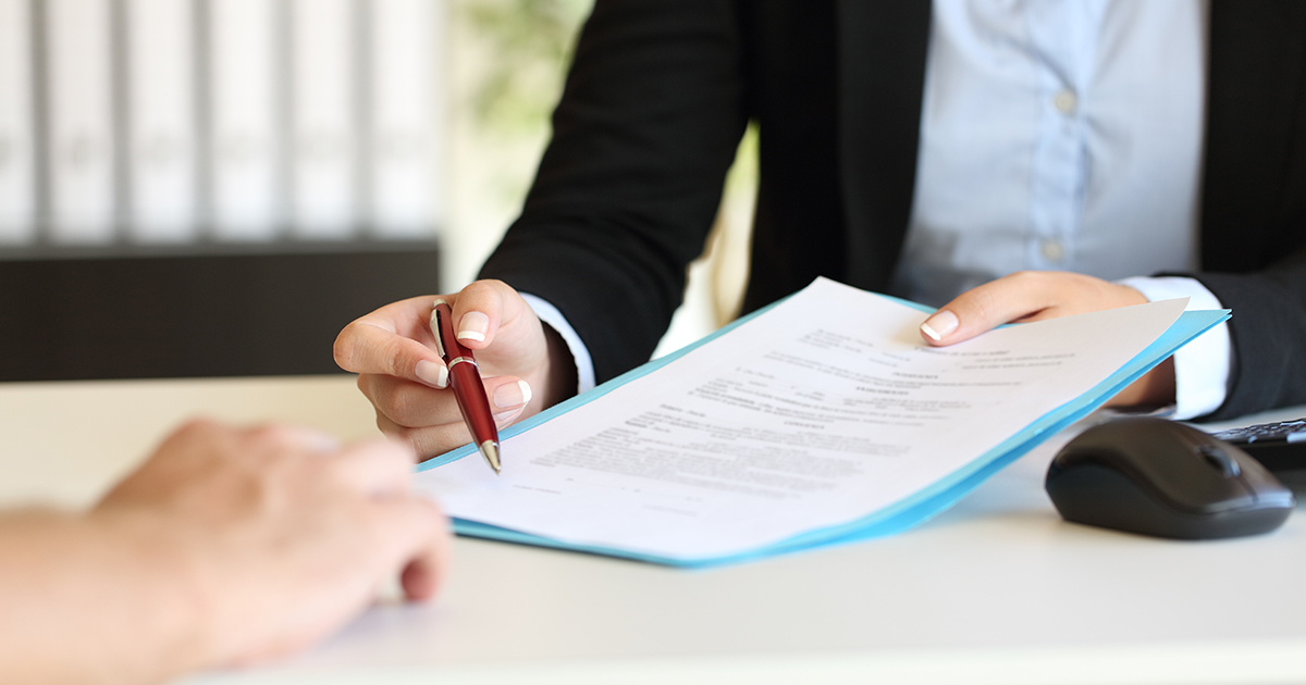 An Independent Mortgage Broker Can Help You Fill Your Loan Application With Confidence