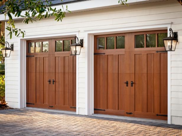 Garage Doors – The Most Popular Types and Materials